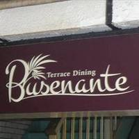 Terrace Dining Busenante-ブセナンテ