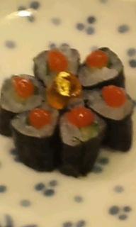 超ミニ海苔巻き寿司