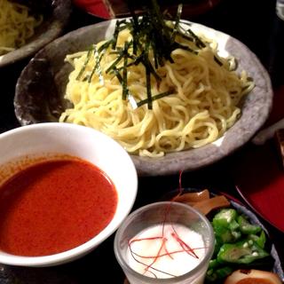 石焼きつけ麺 バリ黒