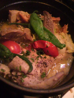 お肉と野菜のストウブ