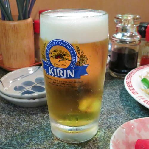 中生ビール