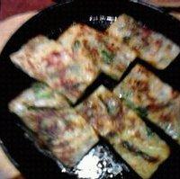 韓国葱チヂミ