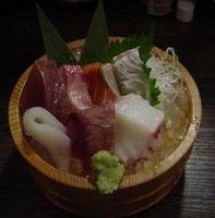海鮮5種盛り
