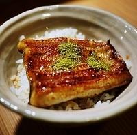 小ぶり鰻丼