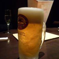 爆冷生ビール