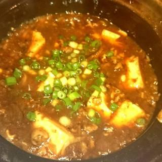 揚州商人特製麻婆豆腐