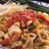 タイ焼きビーフンランチセット