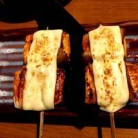 肉巻はんぺんチーズ串