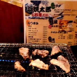 マグロの焼き肉