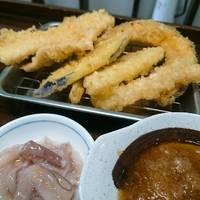 天ぷら 菜三