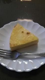 熟成クリーミーチーズケーキ