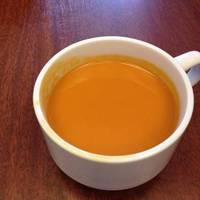 トマト風味のスープ
