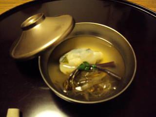 白身魚と豆腐の揚げ出し