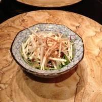 生エノキのサラダ