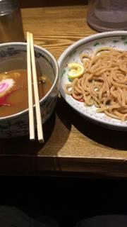 特製つけ麺(極太麺)