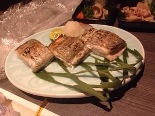 本日の焼き物 鮮魚