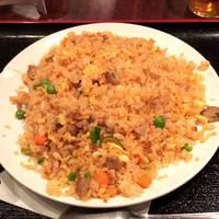 豚角煮四川風炒飯