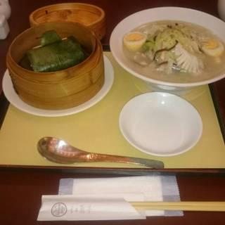 太平燕と粽のセット