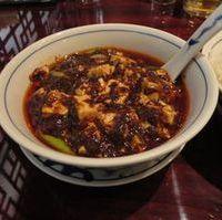 成都市本店の麻婆豆腐