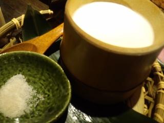 お店仕込みの竹豆腐