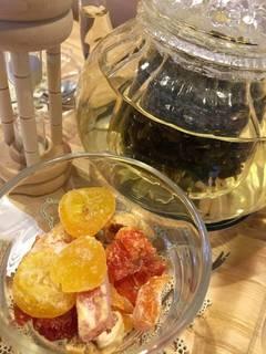 柿の葉漢方茶セット