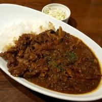 トロトロ牛すじ肉のカルネカレー