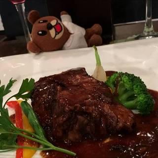 牛肉の二の腕赤ワイン煮