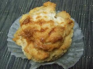 クリームチーズ&サワークリームのおからマフィン