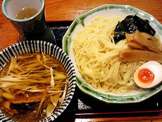 正油つけ麺(中)
