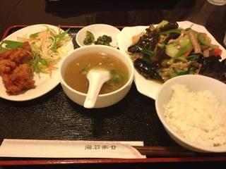 日替わり定食 八宝菜