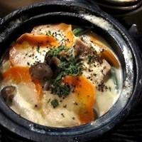 角切り豚バラ肉のやわらか豆乳煮込み