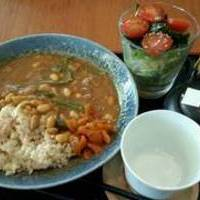 有機茶寮特製玄米カレー