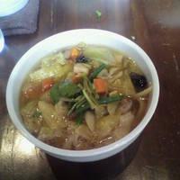 五目刀削麺