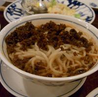 本場四川省のタンタン麺