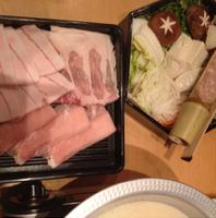 幻のあぐー豚しゃぶしゃぶと沖縄料理食べ放題