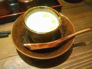地頭鶏スープ