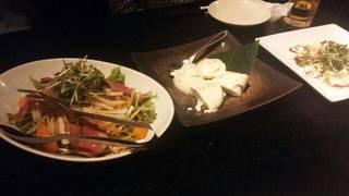 ドリンク飲み放題+料理7品 3,000円のコース