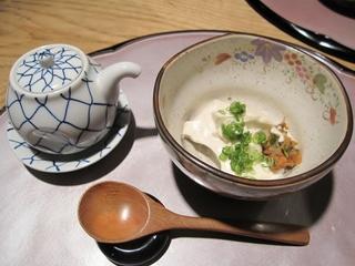 手作り豆腐