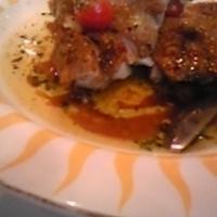 地鶏香草オーブン焼き
