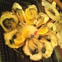 生牡蠣三種