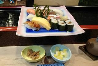 ランチにぎり寿司1.5人前