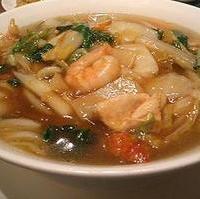えび五目麺