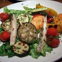 炭火焼き野菜の盛り合わせ