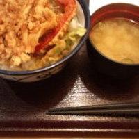 白海老と夏野菜の天丼
