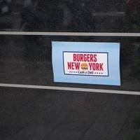 BURGERS NeW YORK