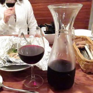 赤ワイン デカンタ