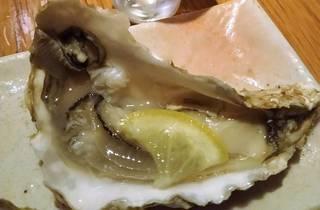 殻付き生牡蠣