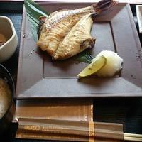 焼魚定食 メバル