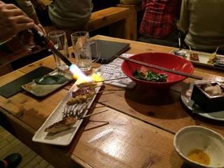 炙師のおすすめ串(5本)