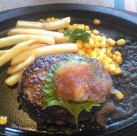 おろしそハンバーグステーキ